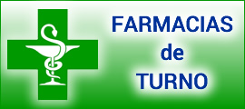 Farmacias de Turno